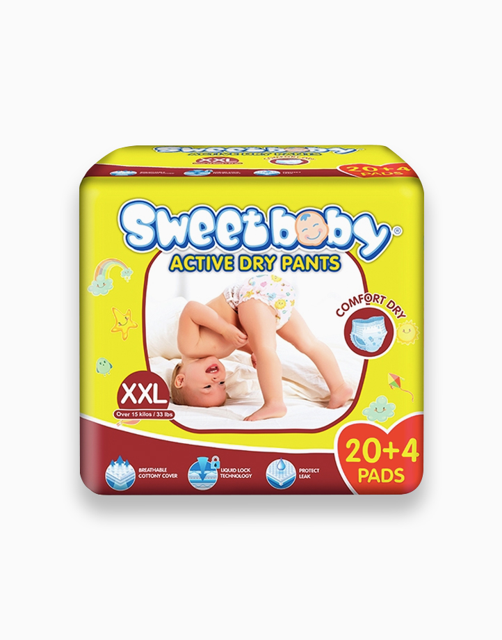 Sweetbaby Active Dry Pants XXL 20 + 4 by Sweetbaby