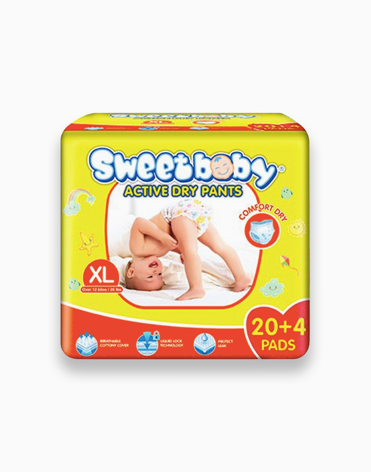Sweetbaby Active Dry Pants XL 20 + 4 by Sweetbaby