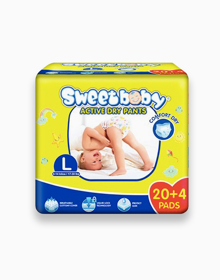 Sweetbaby Active Dry Pants Large 20 + 4 by Sweetbaby