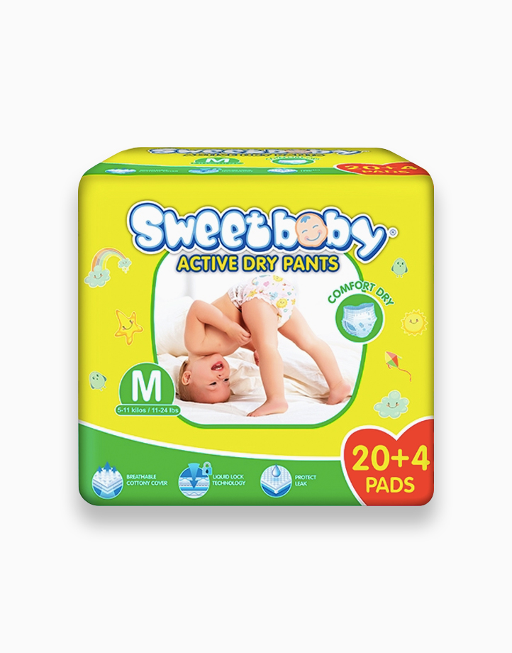 Sweetbaby Active Dry Pants Medium 20 + 4 by Sweetbaby
