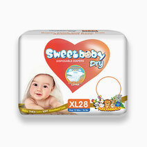 Sweetbaby dry econo pack xl 28s