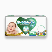 Sweetbaby dry econo pack medium 36s