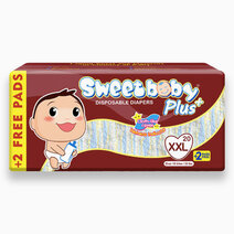 Sweetbaby plus big pack xxl 20s 2