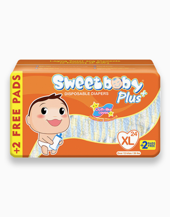 Sweetbaby Plus Big Pack XL 24s+2 by Sweetbaby