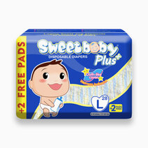 Sweetbaby plus big pack large 28s 2