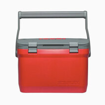 Stanley adventure lunch cooler 15.1l 16qt flannel red
