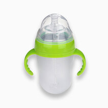 Closer to Nature Squeezable Bottle w/ Gravity Ball (8oz) by Little Human Supplies