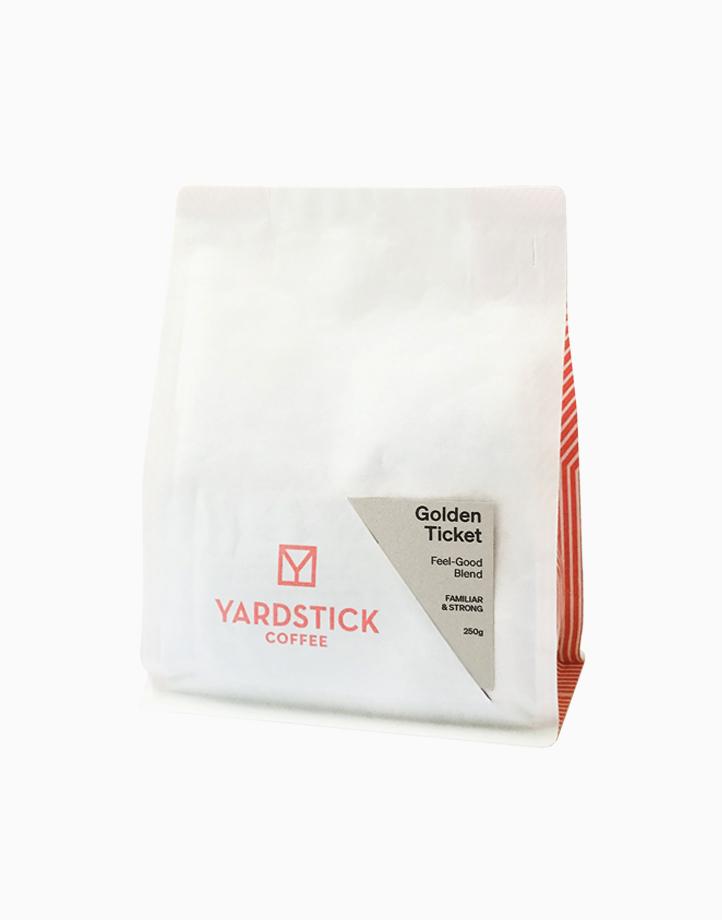 Golden Ticket by Yardstick Coffee