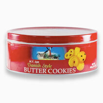 My san danish style butter cookies 400g