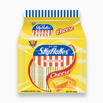 Skyflakes crackers cheese flavor 30gx10