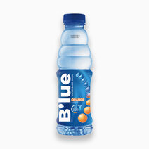 B lue water based drink orange 500m