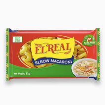 El real elbow macaroni 1kg