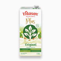 Vitasoy plus original flavor %281l%29