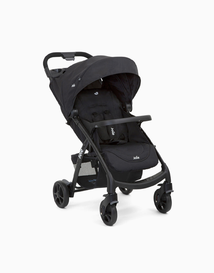 Muze Lx Travel System with Juva by Joie | Coal
