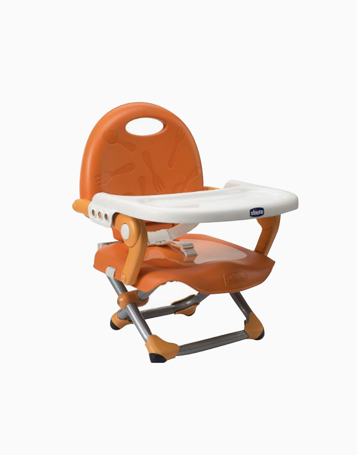 Pocket Snack Booster Seat by Chicco | Mandarino