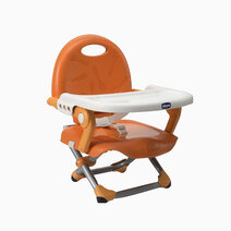 Chicco pocket snack booster seat mandarino 1