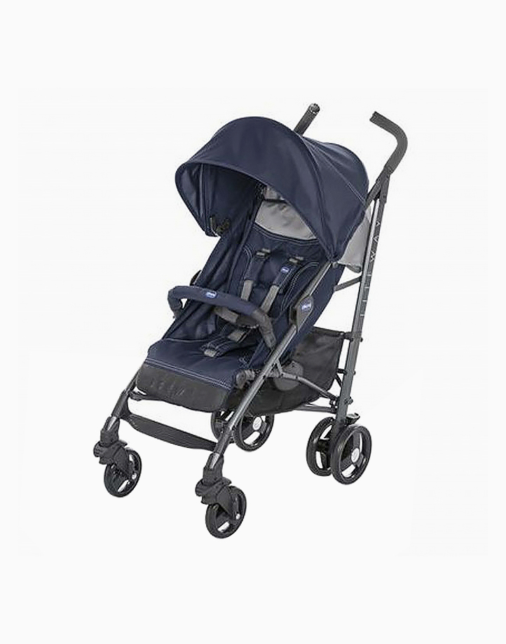 Liteway III Stroller by Chicco   India Ink