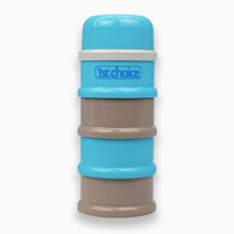 First choice milk container blue