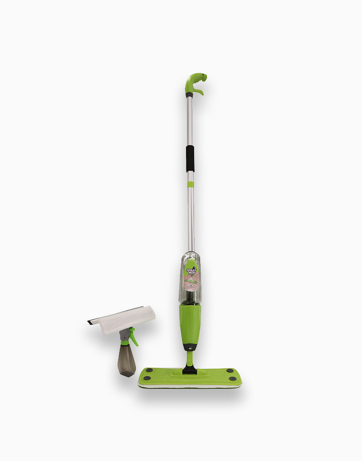 Hi! Spray Mop with Free Window Cleaner by HI!