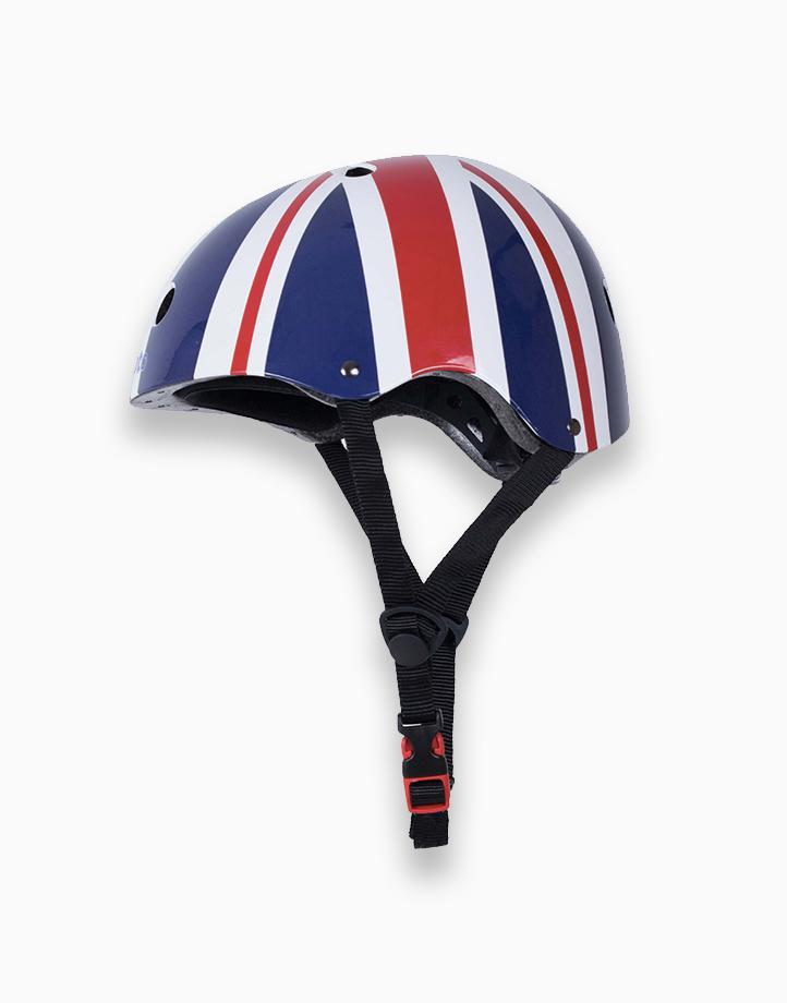 Safety Kids Helmet (Small) by Kiddimoto | Union Jack