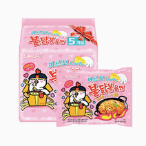 Hot carbonara flavor pouch