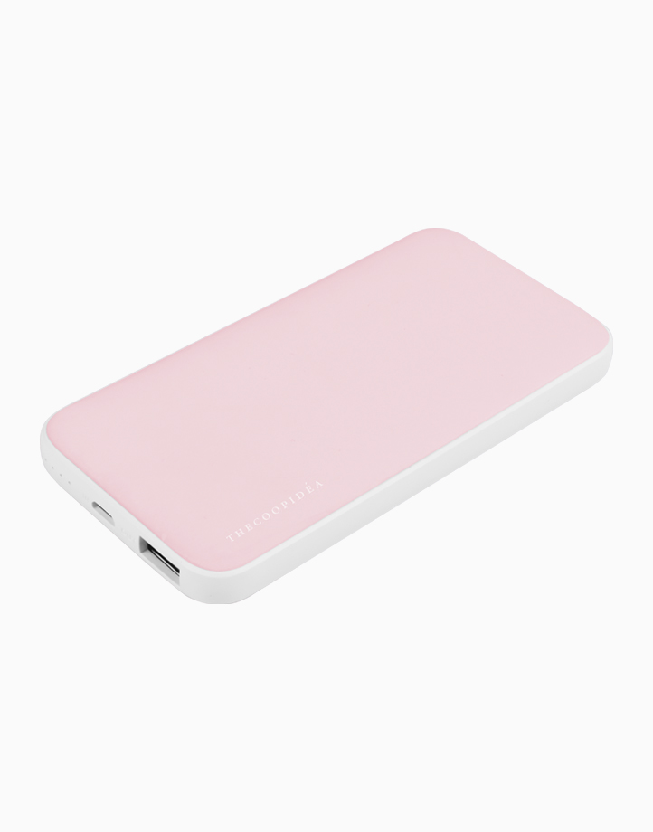 Palette 6000mAh Powerbank by thecoopidea | Baby Pink