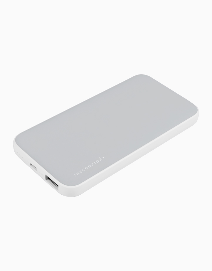Palette 6000mAh Powerbank by thecoopidea | Light Grey