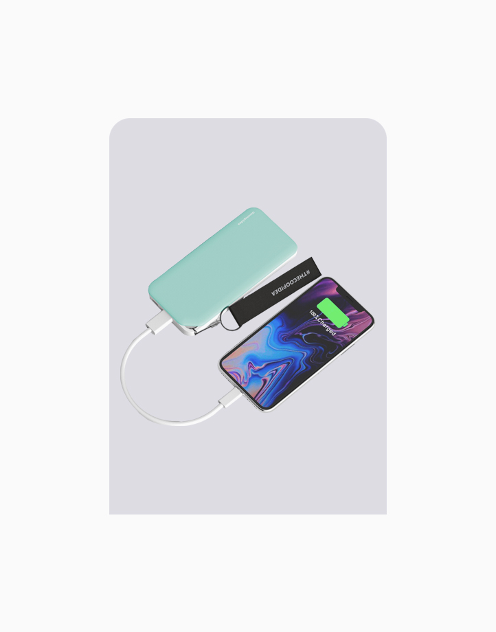 PLANK Type-C 6000mAh Powerbank by thecoopidea   Blue