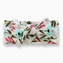 Bamboo headwrap  floral
