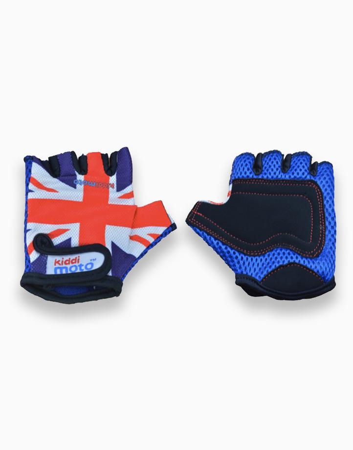 Cycling Gloves (Small) by Kiddimoto | Union Jack