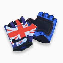 Kiddimoto cycling gloves   small union jack