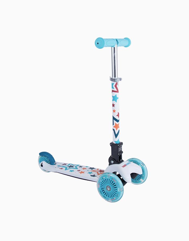 U-Zoom Scooter by Kiddimoto   Stars