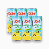 Dole pine juice 240ml pack of 6
