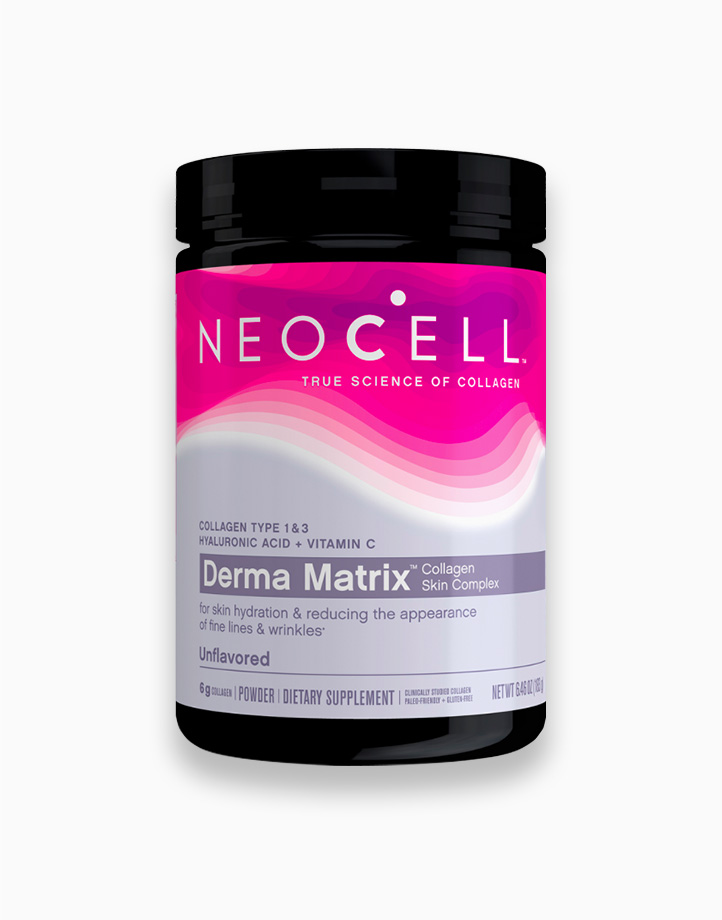 Neocell Derma Matrix Collagen Skin Complex Powder (6.46 oz) by Neocell