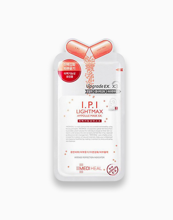 I.P.I Lightmax Brightening Ampoule Mask EX (27ml) by Mediheal