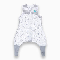 Love to dream sleep suit 0.2 tog grey 6 12m