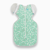 Love to dream swaddle up transition bag 0.2 tog mint m