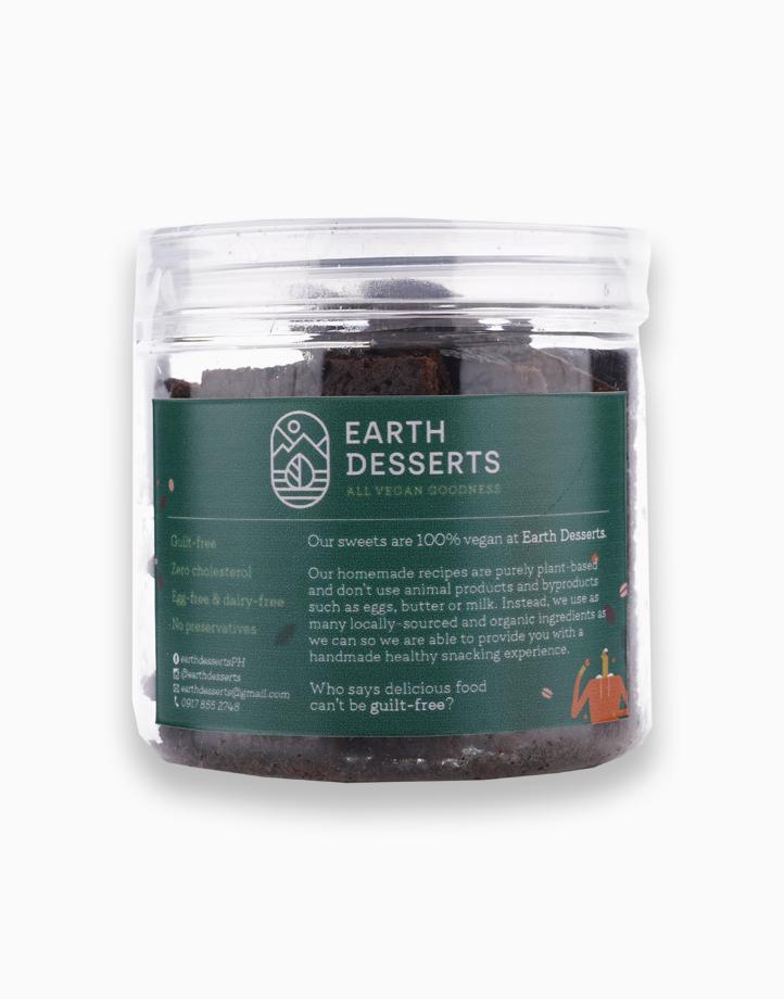Vegan Brownie Brittle (100g) by Earth Desserts