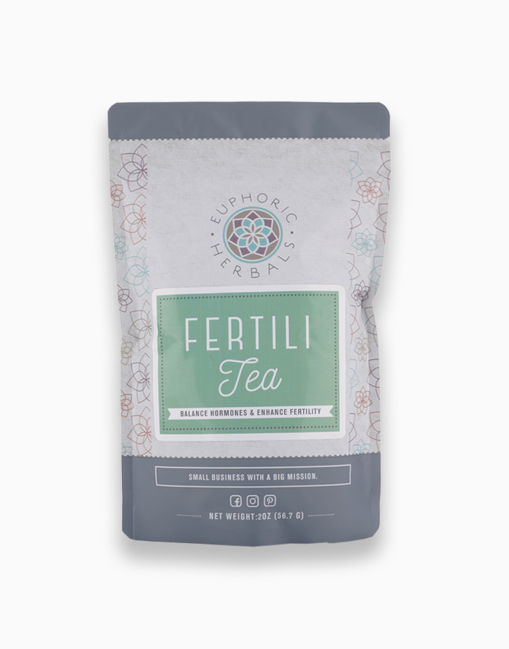 Fertili-Tea (2oz) by Euphoric Herbals