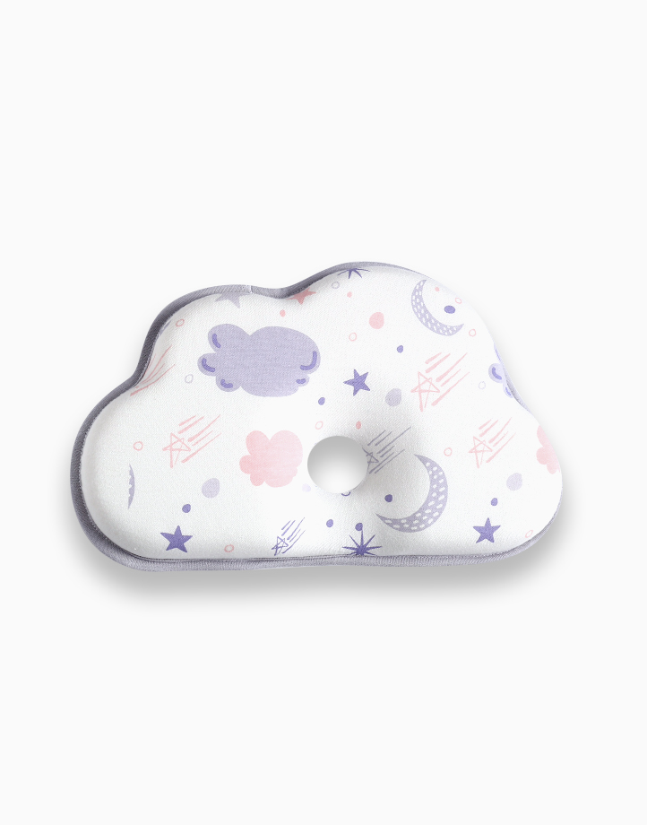 Memory Foam Pillow by Lily and Tucker | Moon and Stars