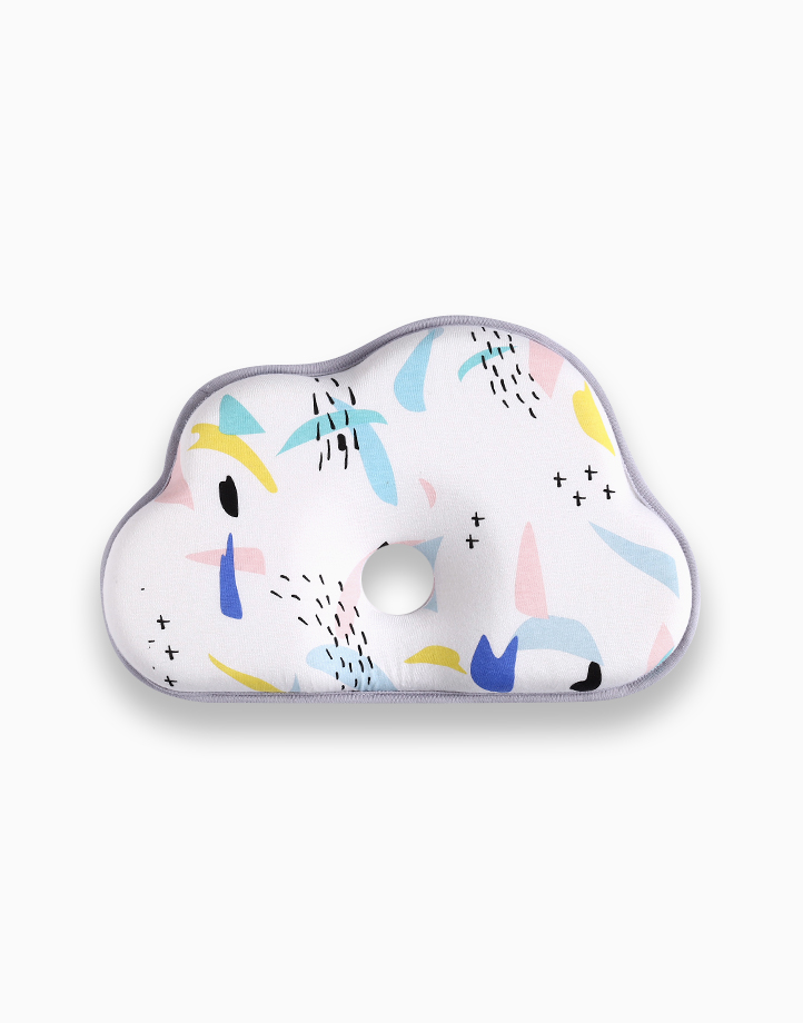 Memory Foam Pillow by Lily and Tucker | Abstract