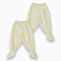 St. patrick footie pajamas %28natural%29