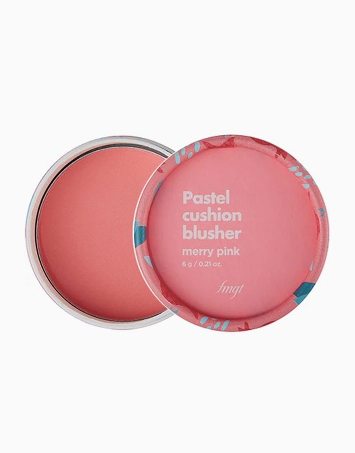 Pastel Cushion Blusher by The Face Shop   #03 Merry Pink