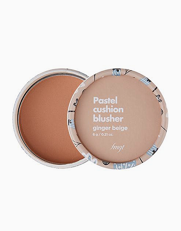 Pastel Cushion Blusher by The Face Shop   #08 Ginger Beige