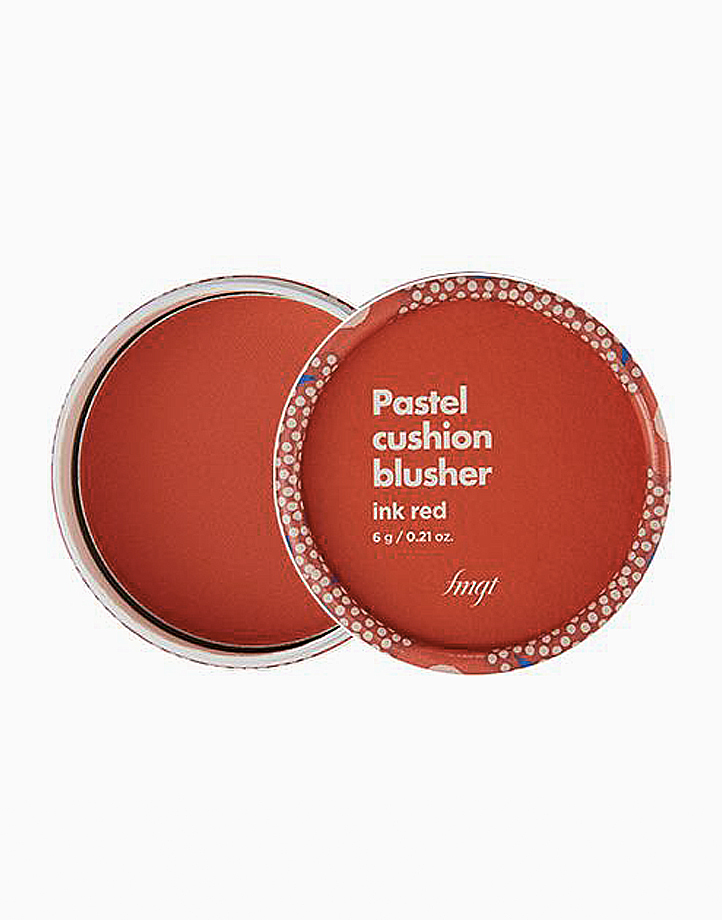 Pastel Cushion Blusher by The Face Shop   #04 Ink Red