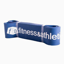Fitness athletics fitband force 41 resistance band dark blue 1
