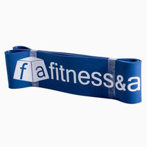 Fitness athletics fitband strength 19 resistance band blue
