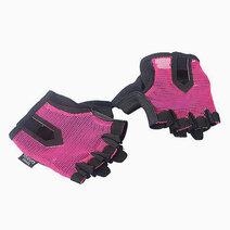 Fitness athletics half finger gloves women extra small
