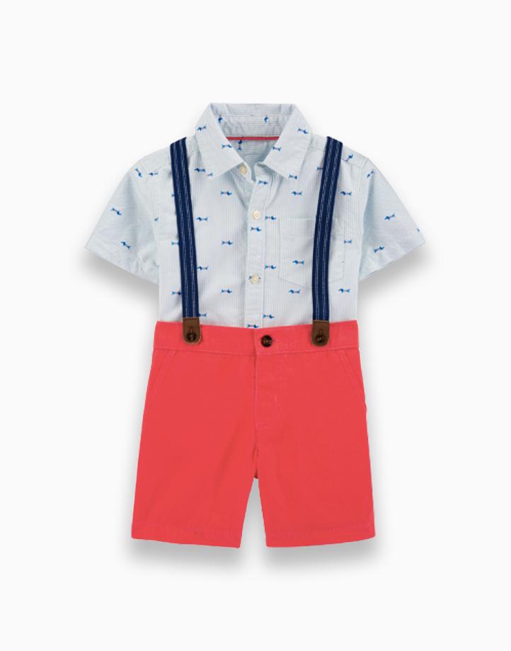 3-Piece Schiffli Dress Me Up Set - 2I100710 by Carter's   4T