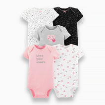 Carter s 5 piece bodysuit set   17635610 %284%29